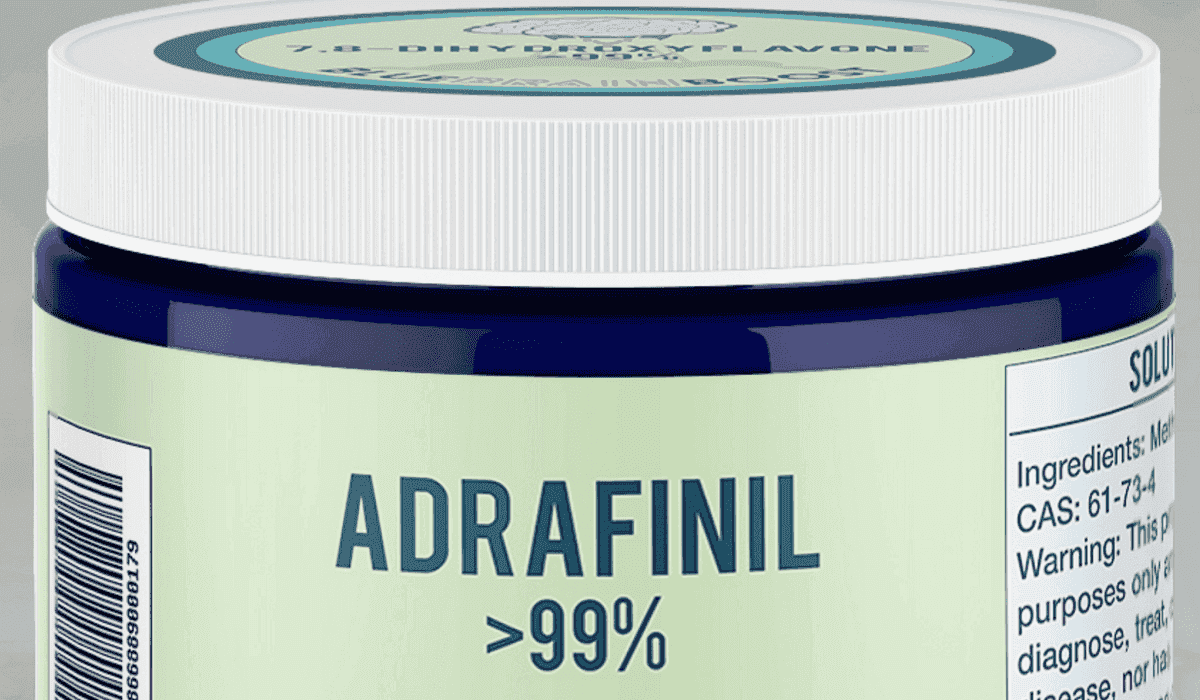 the benefits and side effects of adrafinil
