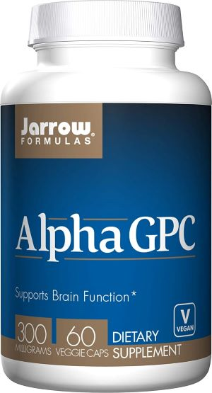 Jarrow Alpha GPC for Brain Function - 300mg - 300px,